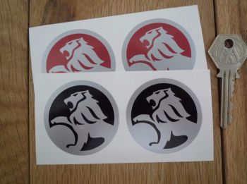 "Holden Circular Stickers. 2"" Pair."