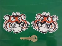Esso Tiger Head Stickers. 2