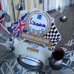 Personalised Vespa