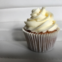 Buttercream Cupcake