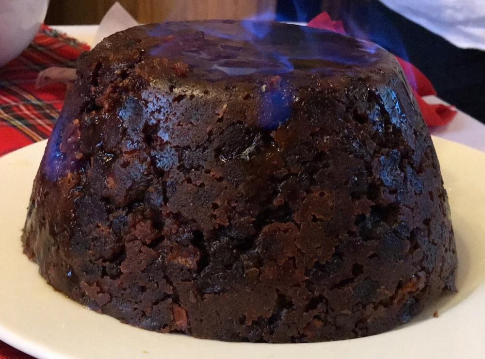 Christmas Pudding 2L