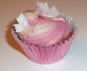 Butterfly cupcake 2