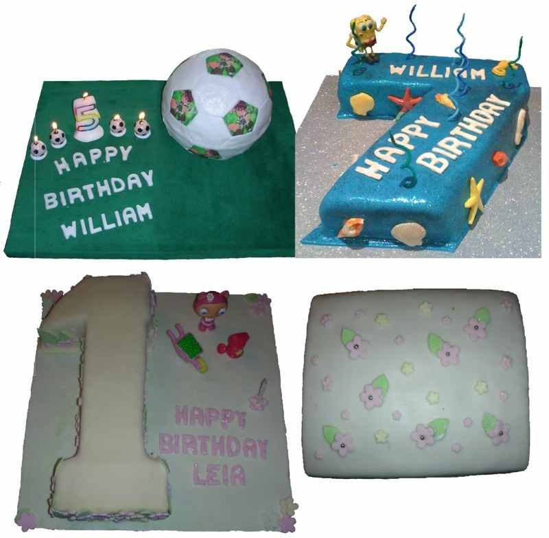 Kids cakes compilation