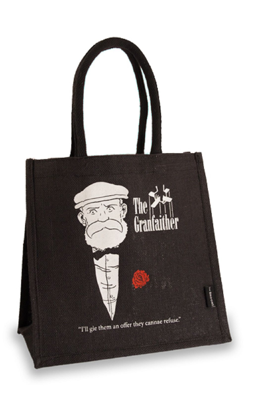 Grandfaither Medium Shopping Bag - Great Gift Idea - Grandfather