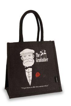 Grandfaither Medium Shopping Bag - Great Gift Idea - Grandfather