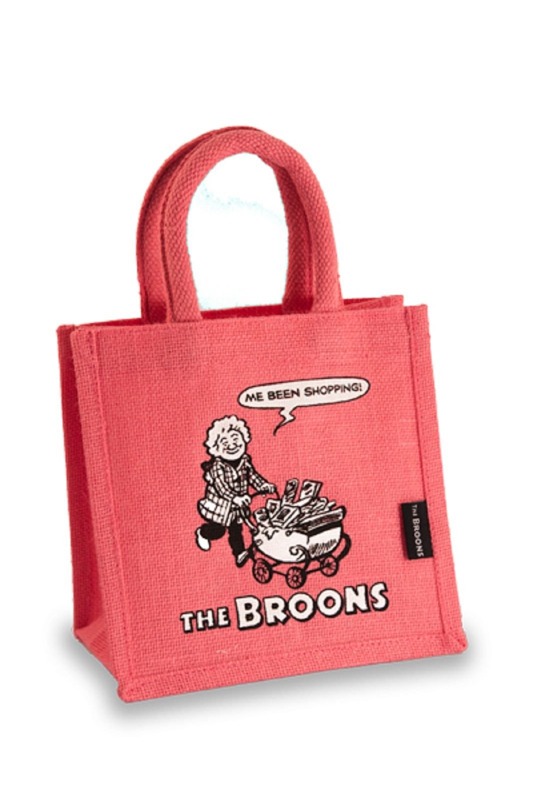 The Bairn - Cute Small Shopping Bag - Gift Bag - The Broons
