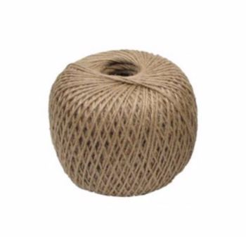 Jute 3 ply Twine - Crafts - Gardening - Natural