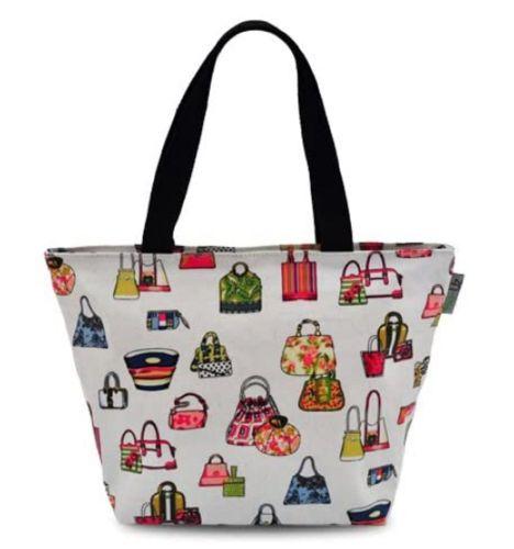 Handbag print shopping bag