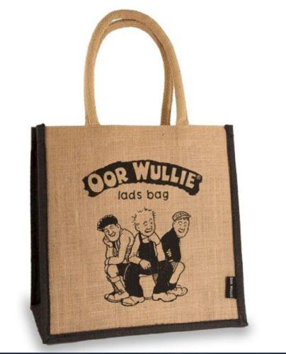 Oor Wullie Lads Bag Medium Shopping