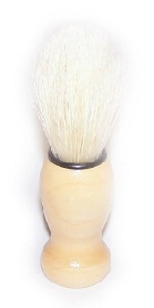 Retro Style Mens Wooden Traditional Shaving Brush