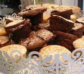 Mini Wheat-free & Butter-free Cupcakes