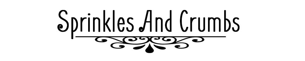 Sprinkles & Crumbs, site logo.