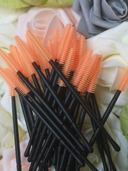 Disposable Silicone Mascara Wands