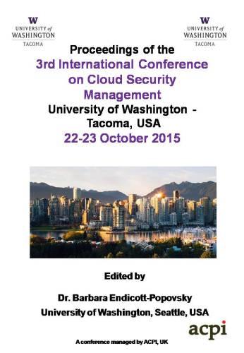 ICCSM 2015 Proceedings