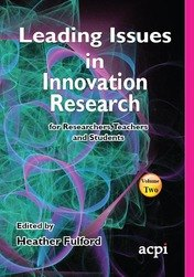 <!--120-->Leading Issues in Innovation Research Volume 2