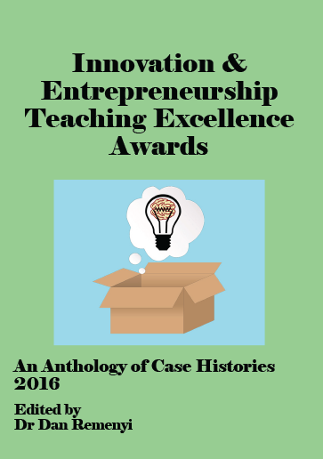 Innovation and Entrepreneurship Teaching Excellence Awards 2016