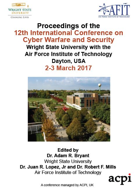 ICCWS 2017 PDF - Proceedings of 12th International Conference on Cyber Warfare and Security