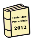 <!--060-->2012 Conferences