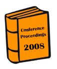 <!--100-->2008 and earlier Proceedings