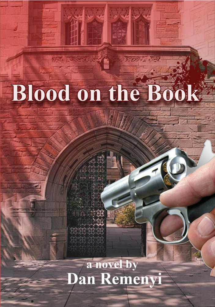 Blood on the Book