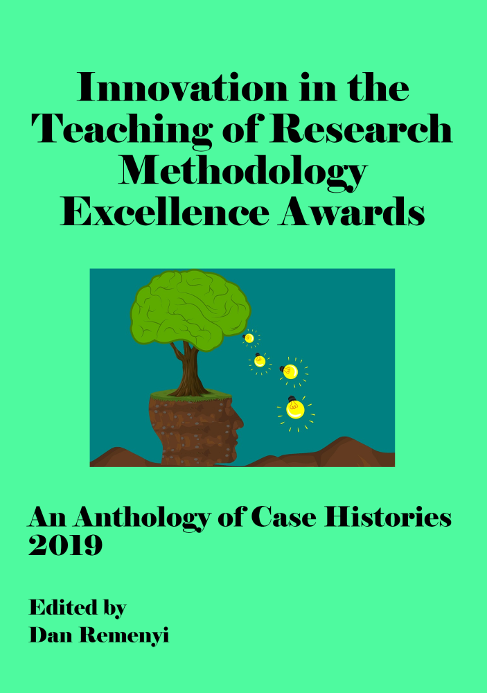 Innovation in Teaching of Research Methodology Excellence Awards 2019: An Anthology of Case Histories