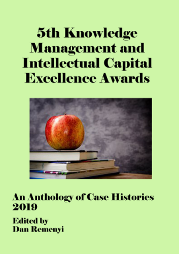 5th Knowledge Management and Intellectual Capital Excellence Awards 2019: An Anthology of Case Histories