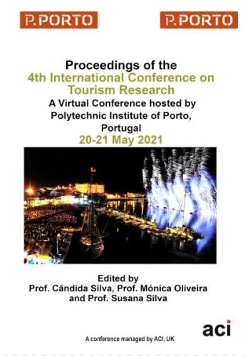 ICTR 2021 PDF Version- Proceedings of the 4th International Conference on Tourism Research