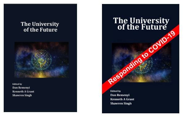 University of the Future and Responding to Covid-19 University of the Future  -PDF 2 VOLs for the price  of 1- OFFER