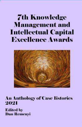 7th Knowledge Management and Intellectual Capital Excellence Awards 2021