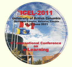 <!--010-->ICEL 2011 - 6th International Conference on e-Learning - Kelowna, Canada - CD version
