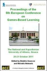 ECGBL 2011 - 5th European Conference on Games Based Learning - Athens, Greece. PRINT version