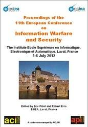 <!--093-->ECIW 2012 Proceedings of the 11th European Conference on Information Warfare and Security