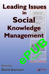<!--085-->Leading Issues in Social Knowledge Management - ePUB version
