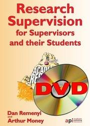 Research Supervision for Supervisors and their Students - DVD