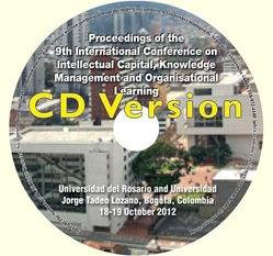 <!--086-->ICICKM 2012 proceedings of the 9th International Conference on Intellectual Capital, Knowledge Management and Orgainisational Learning