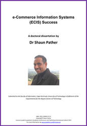 <!--050-->E-Commerce Information Systems (ECIS) Success by Dr Shaun Pather