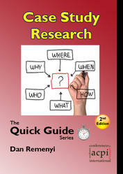 Case Study Research - The Quick Guide Series 2nd Edition
