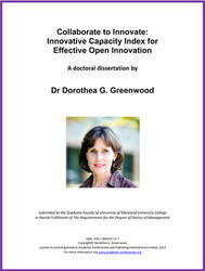<!--110-->Collaborate to Innovate: Innovative Capacity Index for Effective Open Innovation by Dr Dorothea Greenwood