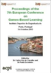 <!--161-->ECGBL 2013 7th European Conference on Games Based Learning  PRINT Version 2 Volume set