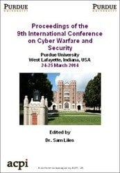 ICCWS 2014 9th International Conference on Cyber Warfare and Security PRINT version