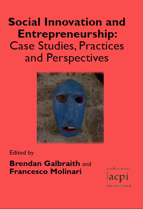 Social Innovation and Entrepreneurship: Case Studies, Practices and Perspectives