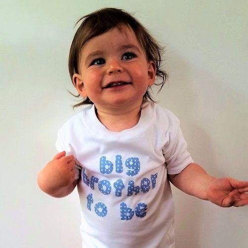 Big brother/Big sister to be T-shirt