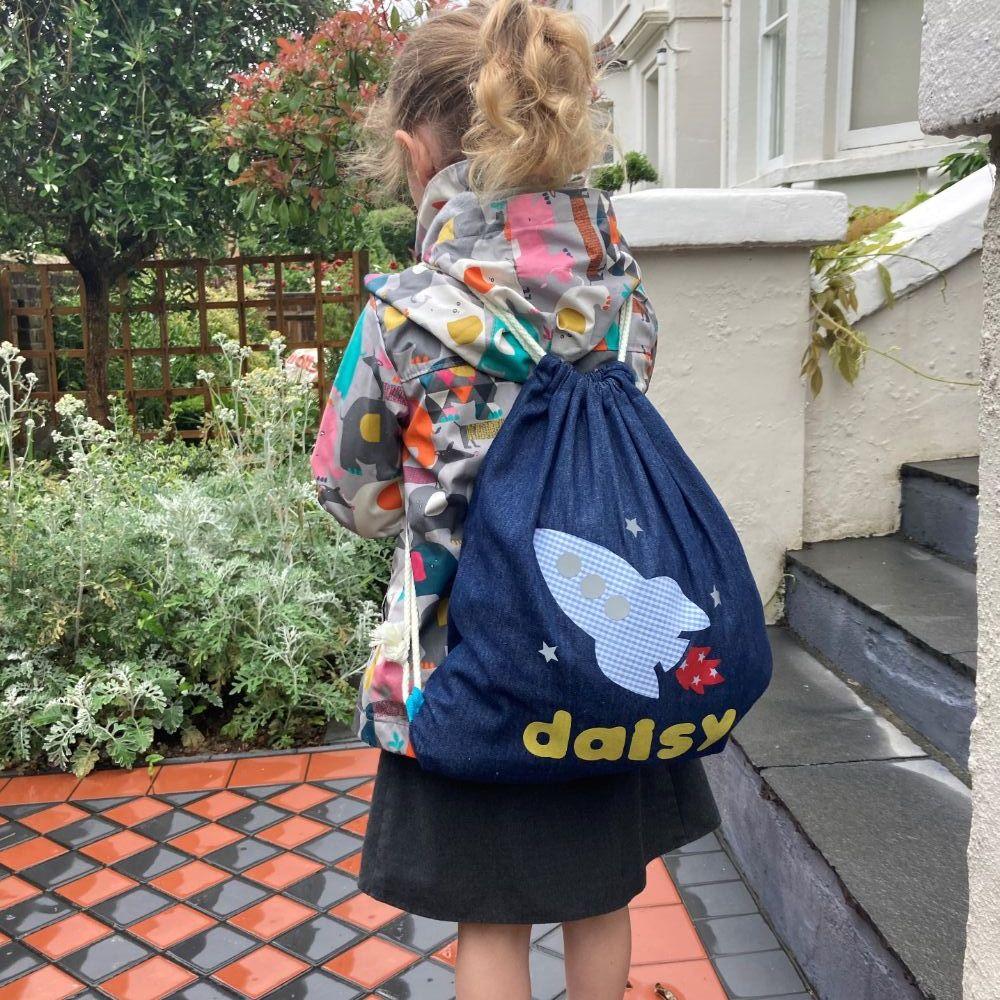 Fabric Shoe Bags