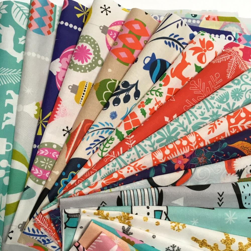 Christmas Fabric & Fabric Felt