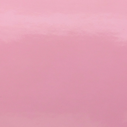 Patent Faux Leather - Sheet - Light Pink