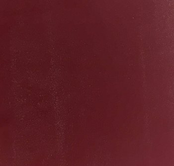 Supreme Plain Faux Leather - Claret