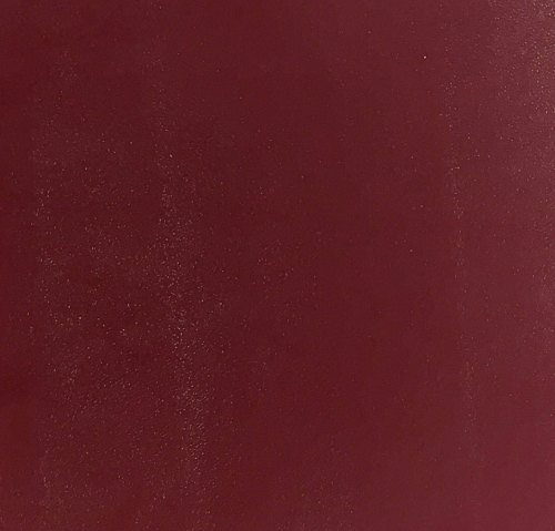 Faux Leather - Sheet - Claret