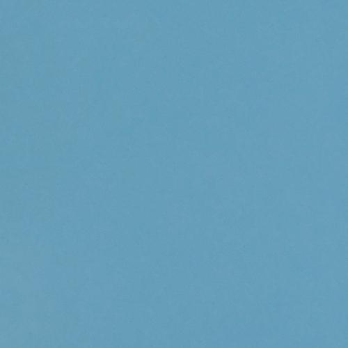 Faux Leather - Sheet - Light Blue