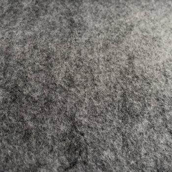 Fancy Felt Merino Heathered Felt - Cloudy Day