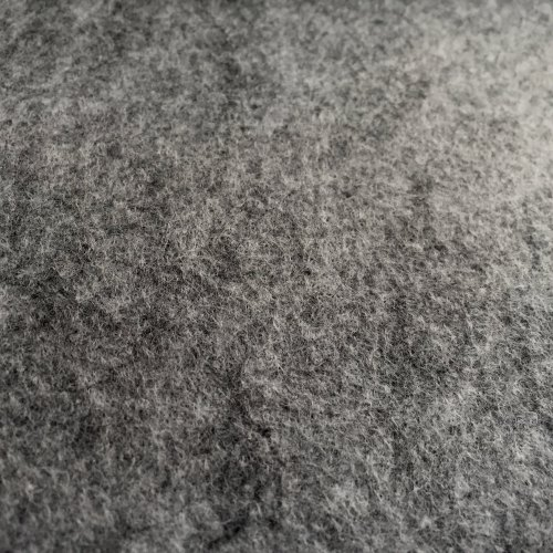 Heathered Felt - Sheets - Storm Grey